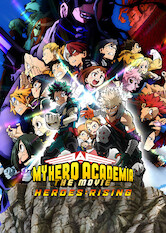 Search netflix My Hero Academia: Heroes Rising